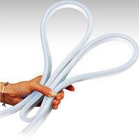 Холодный неон, 220 в Flex Neon, гибкий неон, флекс неон, неоновый шнур Цвет:белый, фото 2