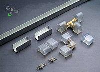 Холодный неон, 220 в Flex Neon, гибкий неон, флекс неон, неоновый шнур Цвет:белый, фото 5