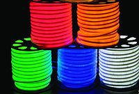 Холодный неон, 220 в Flex Neon, гибкий неон, флекс неон, неоновый шнур Цвет:белый, фото 7