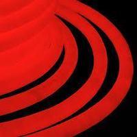 Неоновый шнур, 220 в неон холодный, флекс, круглый неон, 360 градусов. Все цвета. 16 мм, фото 4