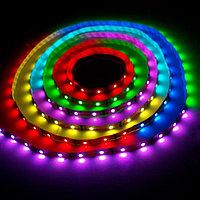 Светодиодная лента, лед лента, strip light 3528, light strip 5050, 220 в, фото 2