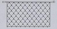 Гирлянды светодиодные, новогодние, уличные сетки, гирлянда сетка, фото 4