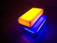 Контролер для брусчатки светодиодной, камень. Размеры 200*100*60, фото 3