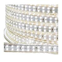 LED лента SMD 3014, 220 v, 240 диодов в пвх оболочке, фото 2