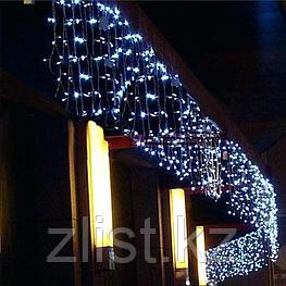 """Гирлянды светодиодные, новогодние, уличные LED гирлянда """"Шторки Занавес"""" 3*0,5 метра"""