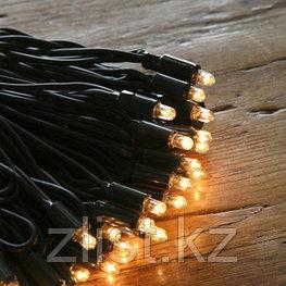 Гирлянды светодиодные, новогодние, уличные струна, нить, twinkle light. 5,5 м. street light