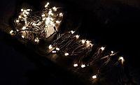 Гирлянды светодиодные, новогодние, уличные струна, нить, twinkle light. 5,5 м. street light, фото 3