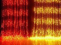 Гирлянды светодиодные, новогодние, уличные Водопад. 2*2 метра, фото 6