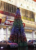 Искусственная каркасная елка Астана, хвоя-пленка от 3 до 25 метров, фото 4