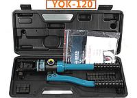 Пресс  гидравлический ручной YQK-120, фото 1