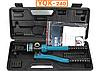 Пресс  гидравлический ручной YQK-240