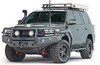 Toyota Land Cruiser 200 2015- Бампер Силовой- IRONMAN 4X4