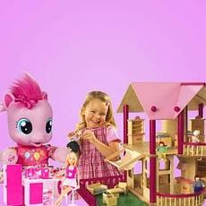 Игрушки для девочек со скидкой