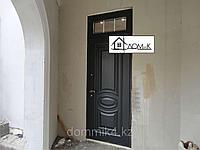 Входная железная дверь на заказ в Алматы