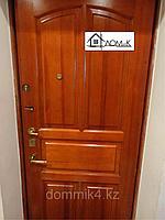 Дверь входная с МДФ накладкой на заказ