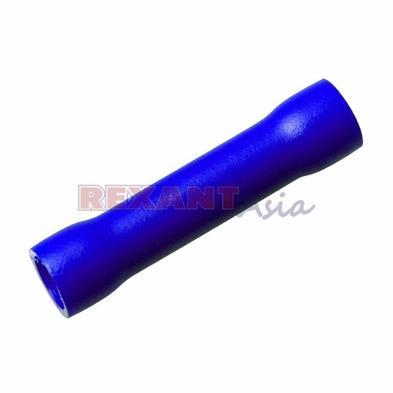 ГСИ 2.5/ГСИ 1,5-2,5    L-26 мм 1.5-2.5 мм², Соединительная гильза изолированная , синяя REXANT, (08-0721 )
