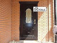 Дверь входная с МДФ накладкой влагостойкой