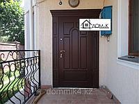 Дверь входная в квартиру Евростиль ДОМиК