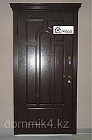 Дверь входная в квартиру утепленная