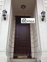 Дверь входная бронированная на заказ