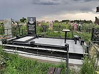 Оформление и установка надгробий