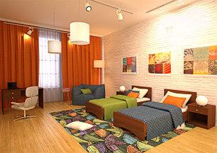 """Мебель для гостиницы """"Спутник 1"""