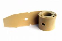 Лезвие резиновое переднее для 41В, 61В/К, СТ40