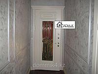Входные железные утепленные двери на заказ в Алматы