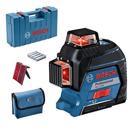 Лазерный нивелир, Bosch, GLL 3-80 Professional 0 601 063 S00, фото 2