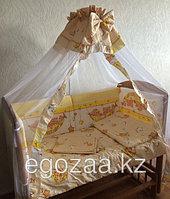 Комплект детского постельного белья к-06 МГ