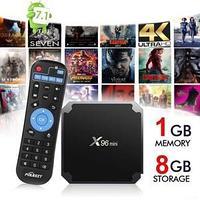 Android Tv samart box X96 mini 1/8Gb