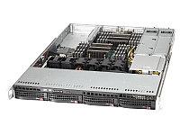 Сервер SuperServer (SUPERMICRO) + 4 HDD, фото 1