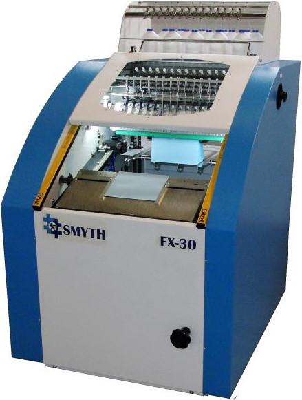 Компактная ниткошвейная машина SMYTH FX-30