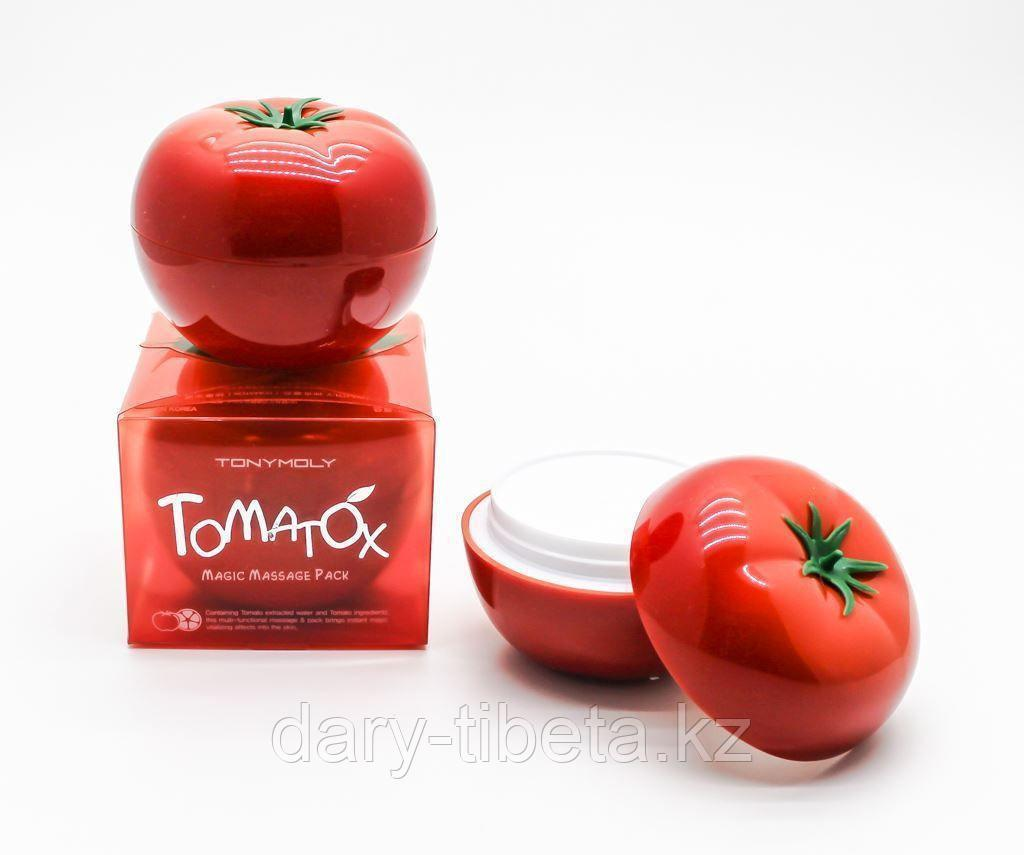 Tony Moly Tomatox Magic White Massage Pack -Отбеливающая томатная маска  (80 гр)