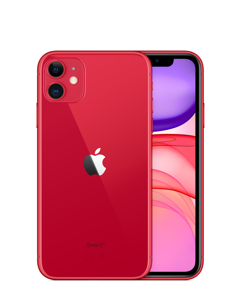 Apple IPhone 11 128 Gb RED (PRODUCT)