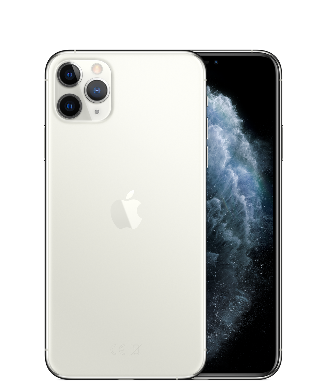 Apple iPhone 11 Pro Max 256 Gb Silver
