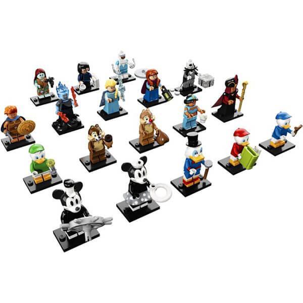 LEGO Minifigures Минифигурки ЛЕГО Серия DISNEY 2
