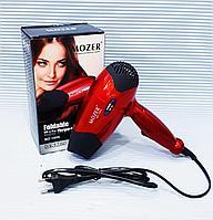 Фен складной для волос MOZER MZ-1806, 1100Вт., фото 1