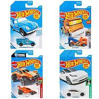 Hot Wheels Машинки базовой коллекции (в ассортименте)