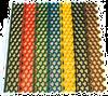 Модульное ячеистое полимерное грязесобирающе-противоскользящее покрытие