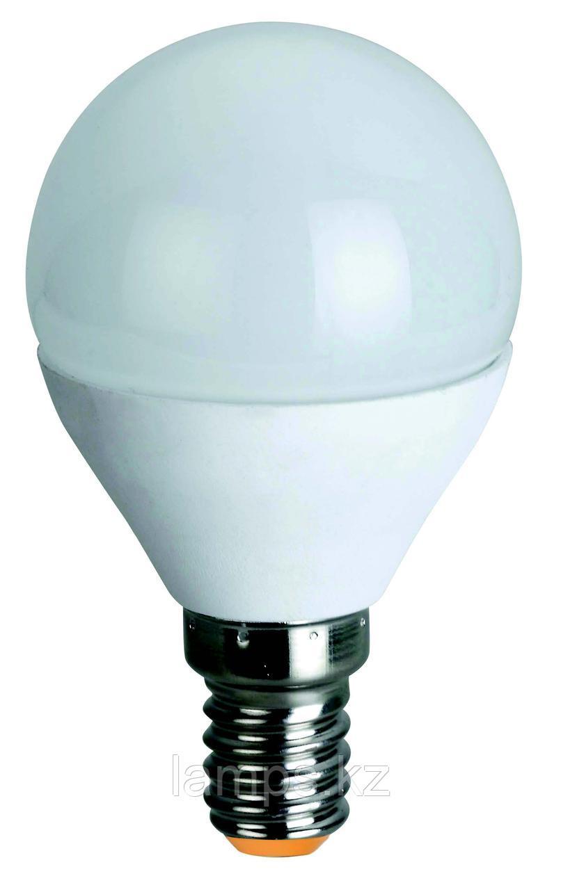 Светодиодная лампа ORBILED-2/6W/SMD/E14/2700K/G45/CBOX