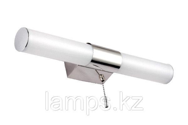 Светильник светодный для внутреннего освещения /зеркал/картин BAGNO-W/8W/SMD/60K/Хром/40CM/220V, фото 2