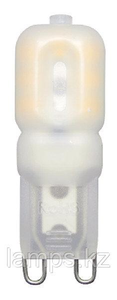 Светодиодная лампа VO/CAPSULED-2/G9/3W/SMD/2700K/220V/DIMM
