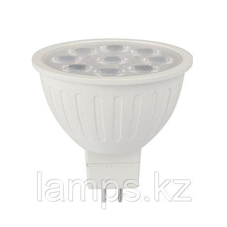 Светодиодная лампа SPOTLED-2/12V/6W/SMD/GU5.3/MR16/27K/9LNS/CBOX, фото 2