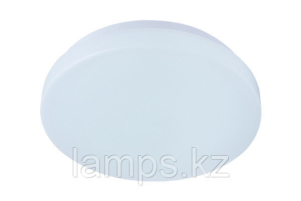 Настенно-потолочный светодиодный светильник MOON-19/10W/SMD/65K/19CM/WHT/220V