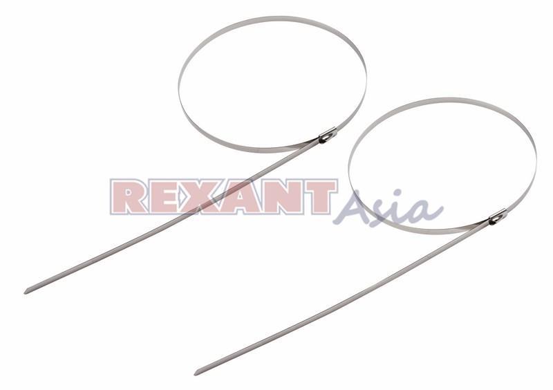 Хомут-стяжка стальная REXANT 520x4,6 мм, упаковка 50 шт., (07-0528 )