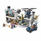 Конструктор BELA Super Escort Битва на базе Мстителей 11262 (Аналог LEGO Super Heroes 76131) 723 дет, фото 2