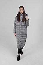 Двухстороннее зимнее пальто