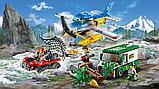 Конструктор аналог лего lego Ограбление у горной речки BELA 10864 LEGO 60175, фото 3