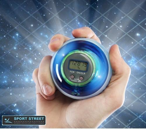 Мяч Спиннер - кистевой эспандер - фото 2